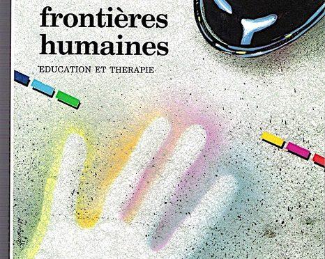 Frontières humaines – Éducation et thérapie