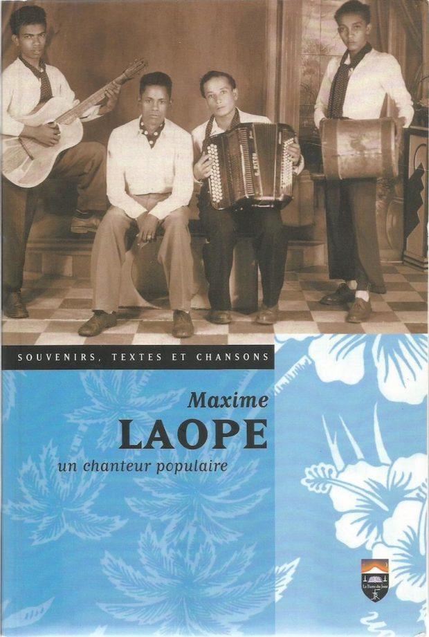 Maxime Laope, un chanteur populaire