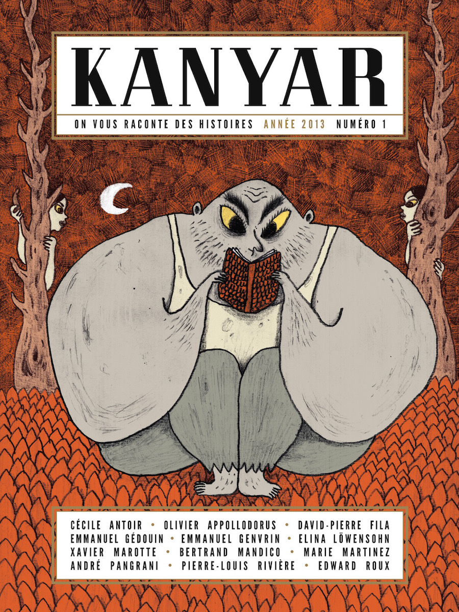 Kanyar – Numéro 1