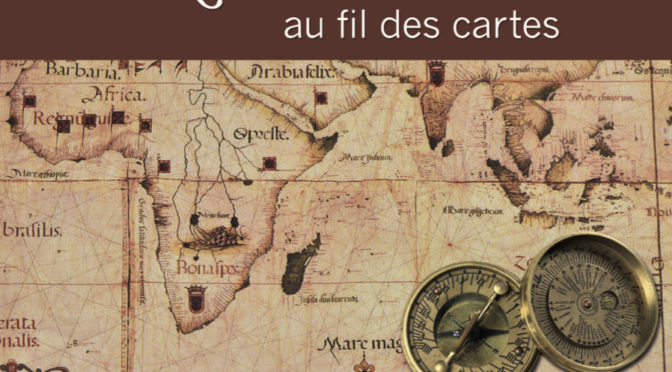 La Réunion au fil des cartes