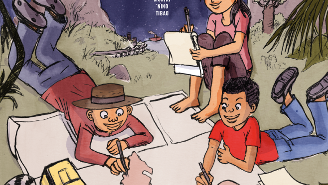Ho Avy An-Tsary – Un avenir dessiné