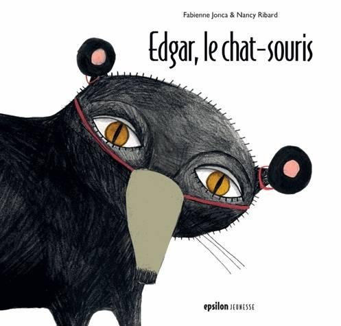 Edgar, le chat-souris