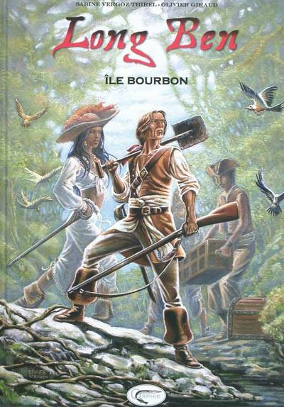 Long Ben – Tome 2 : Ile Bourbon
