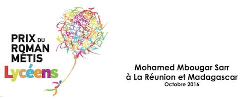 Rencontres avec Mohamed Mbougar Sarr, lauréat du Prix du Roman Métis des Lycéens 2015