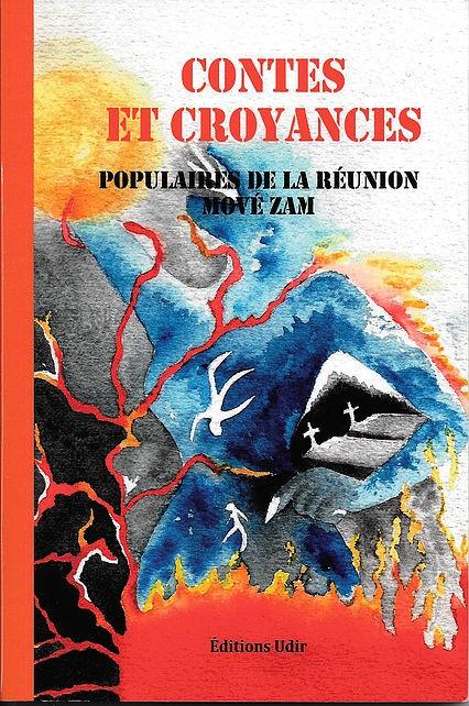 Contes et croyances populaires de La Réunion – Tome 2 – Mové Zam