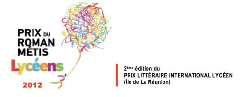 Prix du Roman Métis des Lycéens 2012