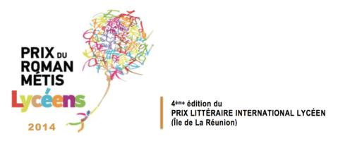 Prix du Roman Métis des Lycéens 2014