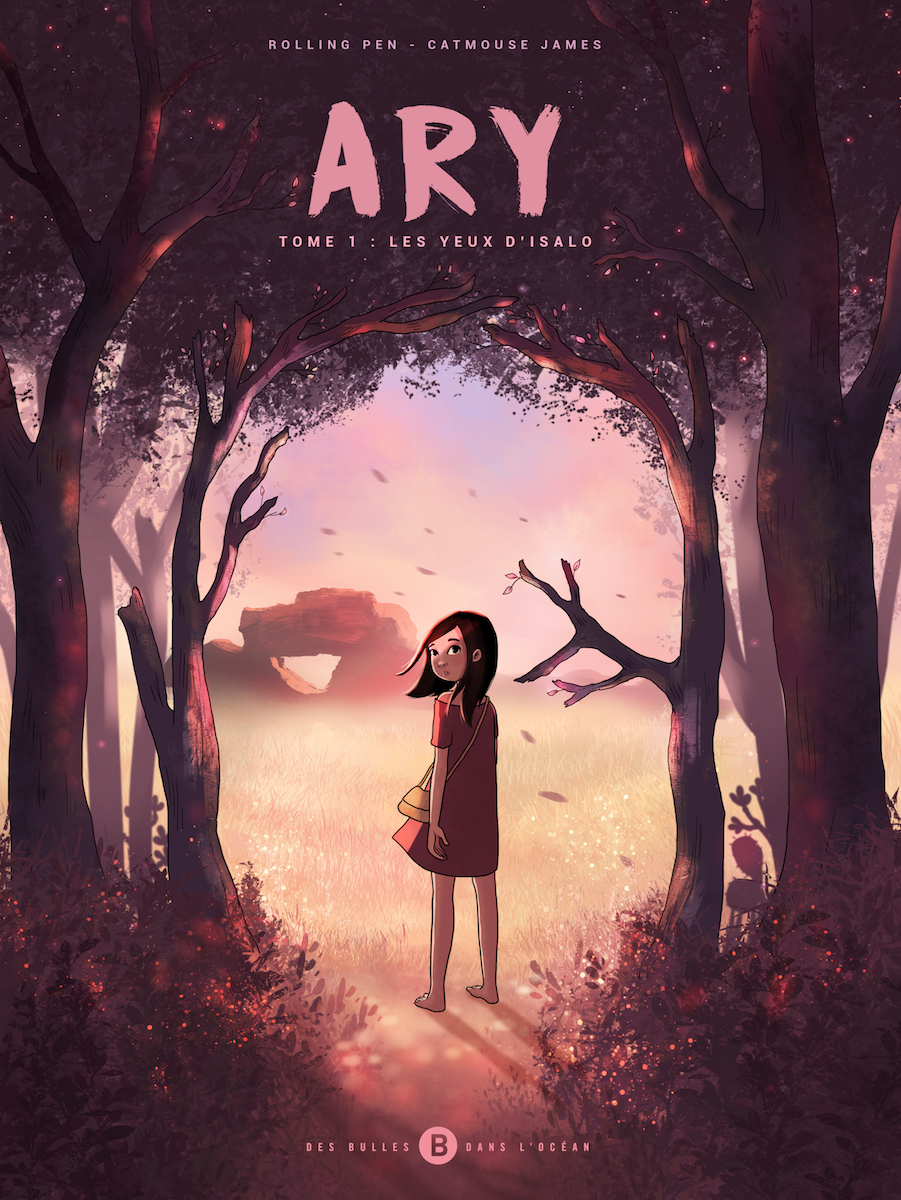 Ary – Tome 1 – Les yeux d'Isalo