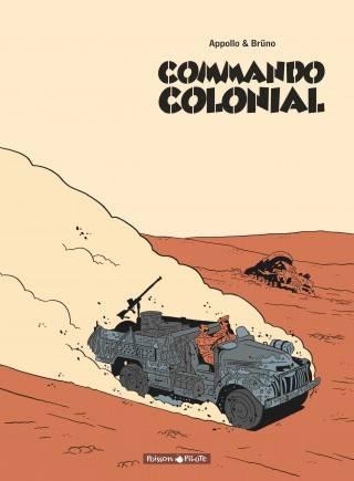 Commando colonial – Intégrale