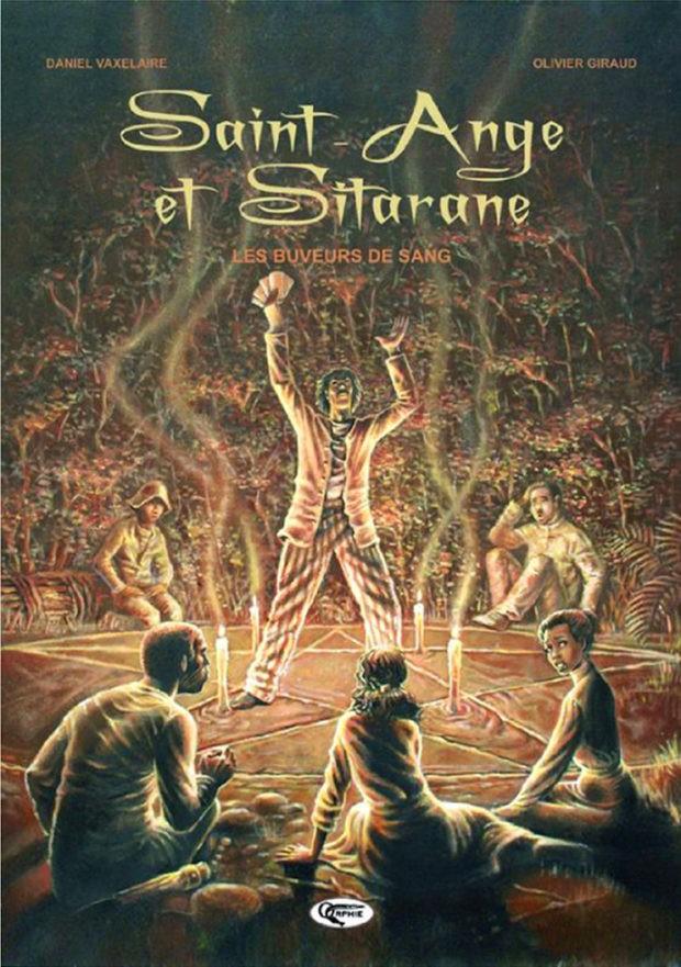 Saint-Ange et Sitarane – Les buveurs de sang