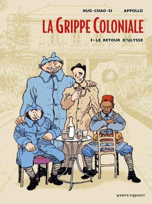 La grippe coloniale – Tome 1 – Le retour d'Ulysse