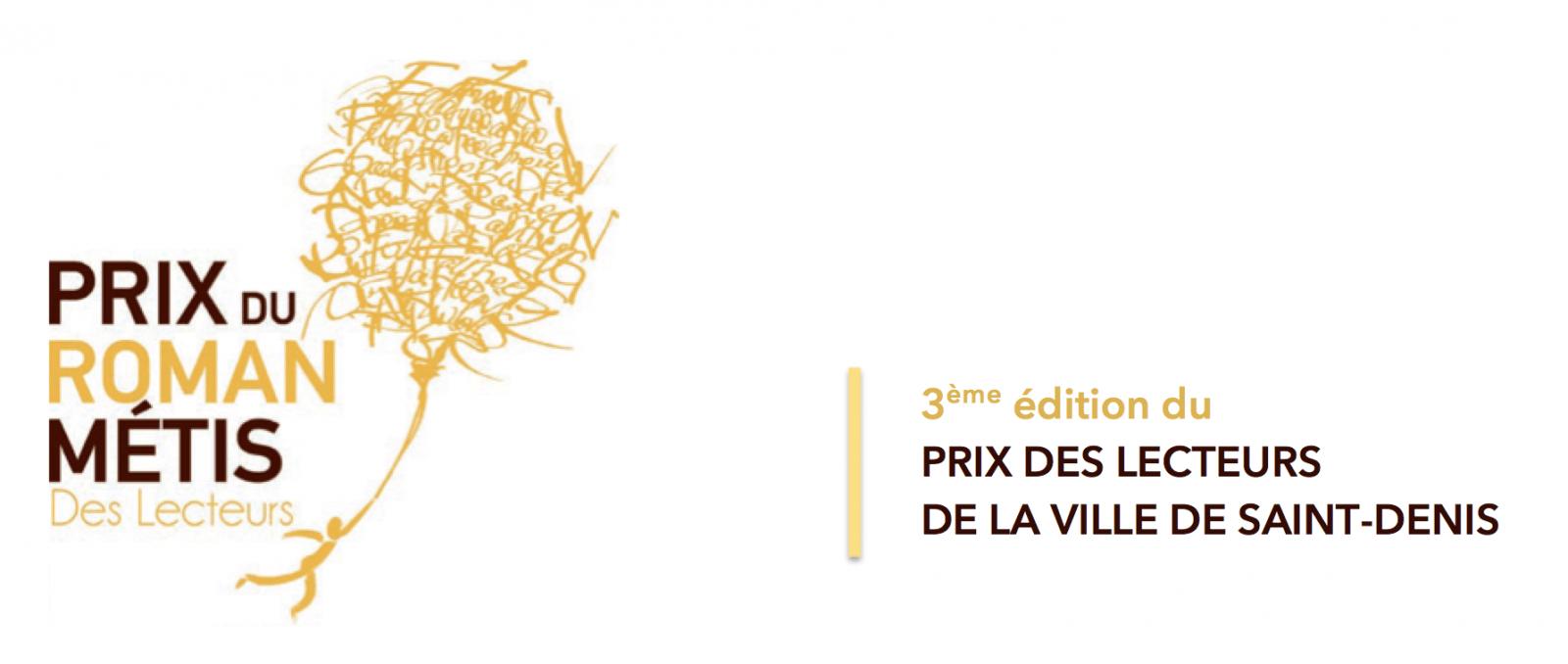 Prix du Roman Métis des Lecteurs 2018