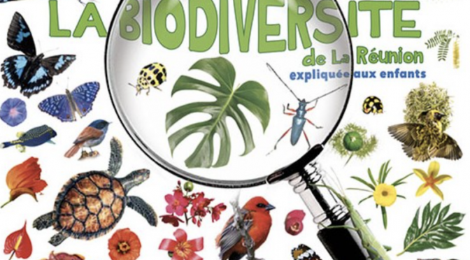La biodiversité de La Réunion expliquée aux enfants