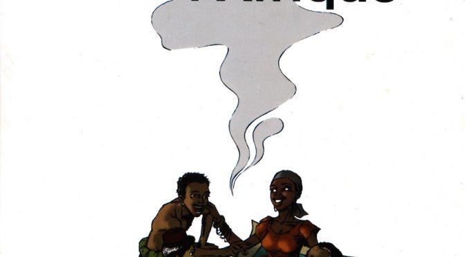 La bande dessinée conte l'Afrique
