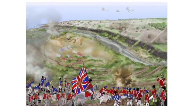 Une brève histoire de l'île de La Réunion – La conquête anglaise de Juillet 1810