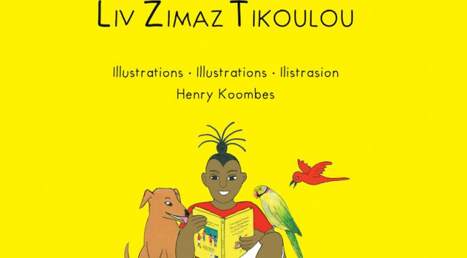 L'imagier de Tikoulou – Tikulu's picture book – Liv zimaz Tikoulou