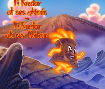 Ti Krator et ses amis –  Ti Krator ek ses dalons