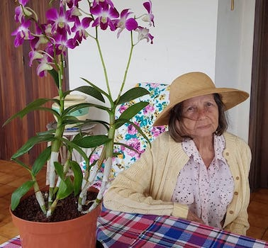 Yvette PONGÉRARD PALACH