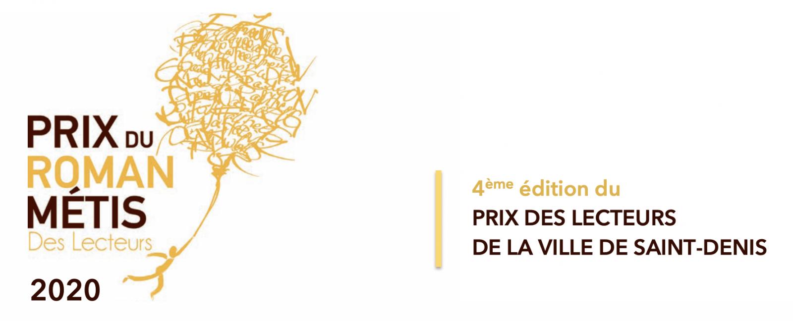Prix du Roman Métis des Lecteurs 2020
