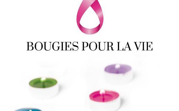 8 bougies pour la vie
