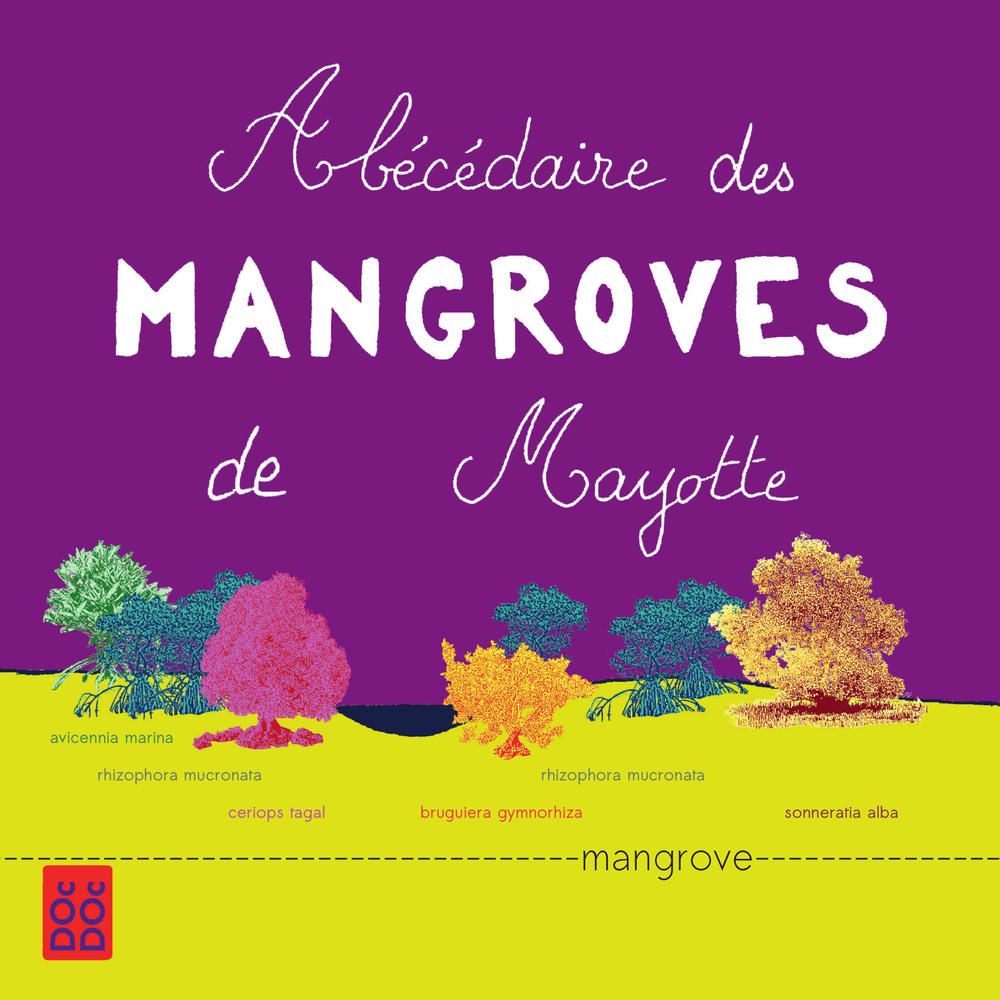 Abécédaire des mangroves de Mayotte