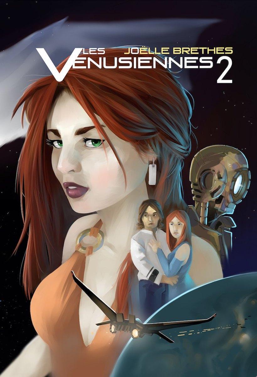 Les Vénusiennes – Tome 2