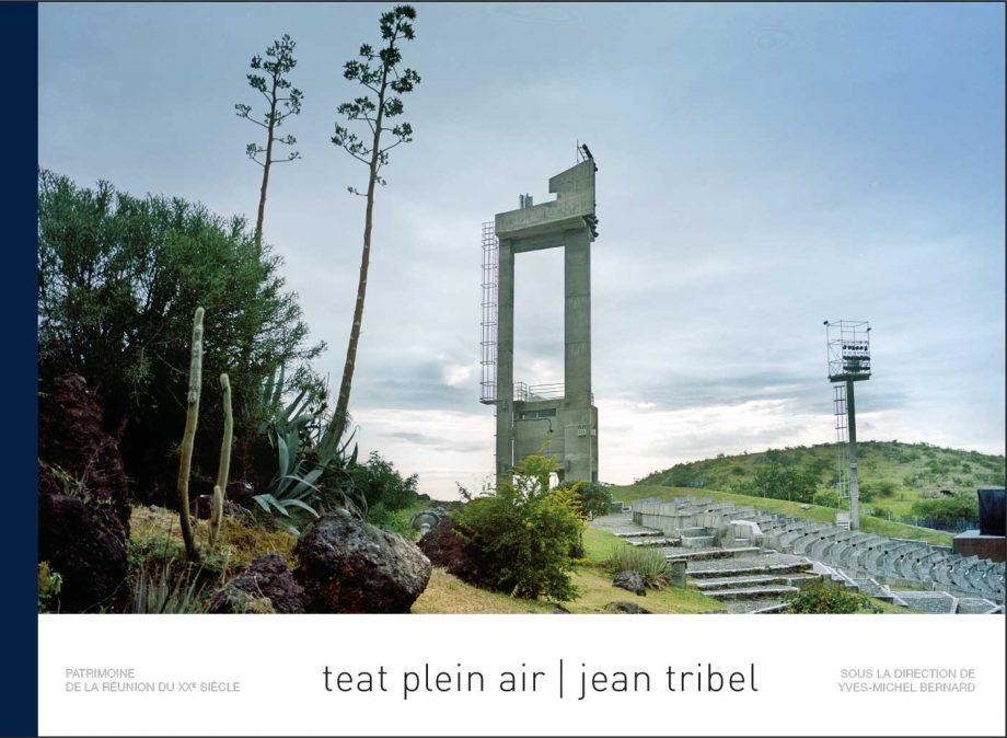 Teat plein air   Jean Tribel