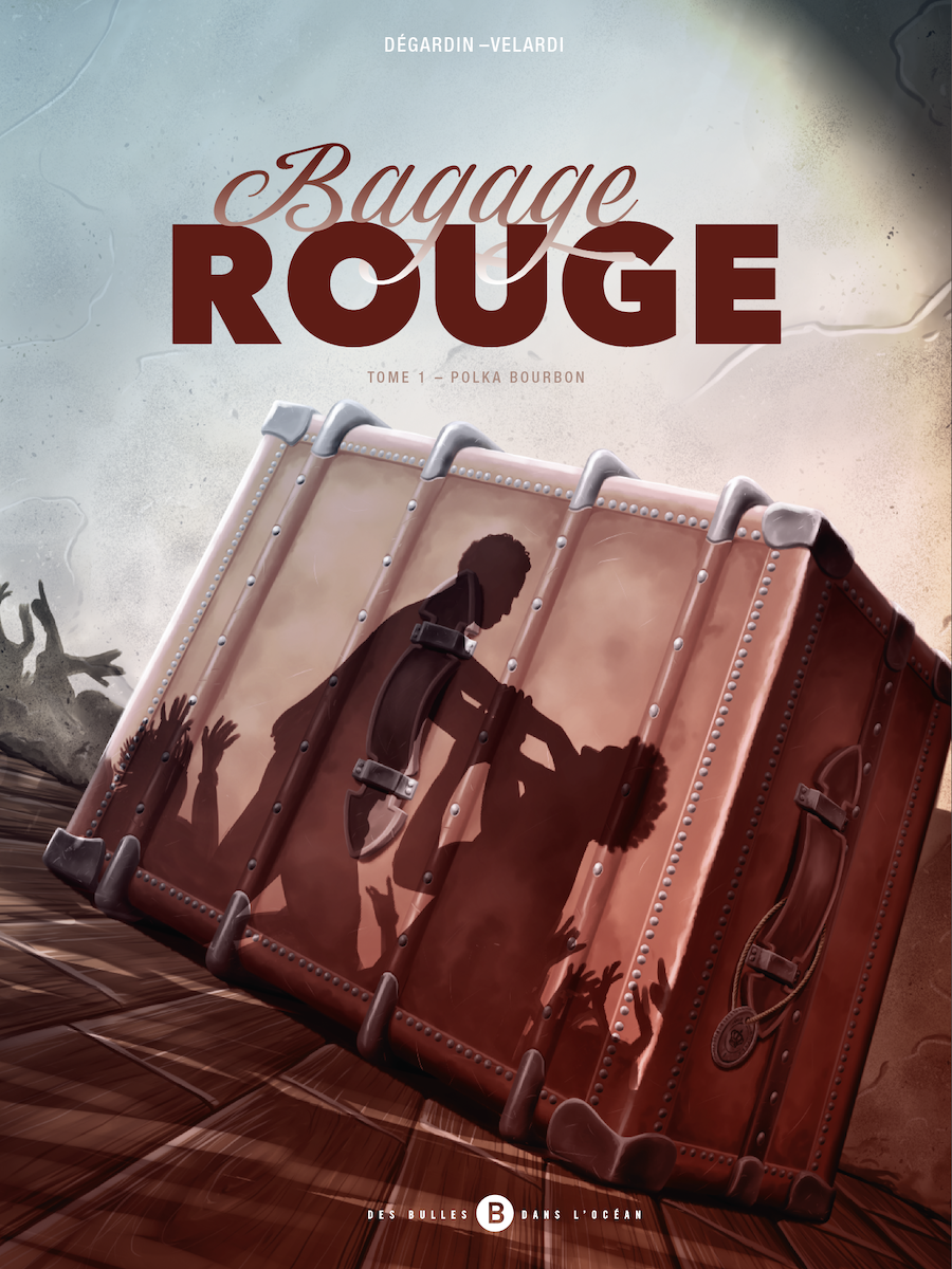 Bagage rouge – Tome 1 – Polka Bourbon