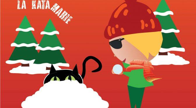 La Katamarie – Tome 2 – Les faits boule de neige – La déboul dan la neige