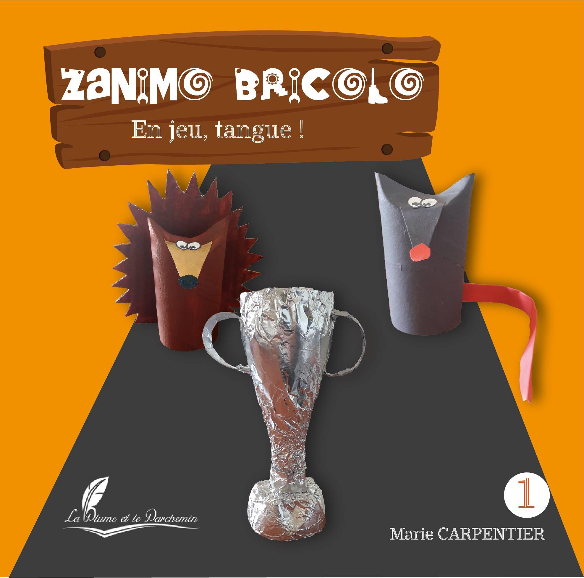 Zanimo Bricolo – Tome 1 – En jeu, tangue !
