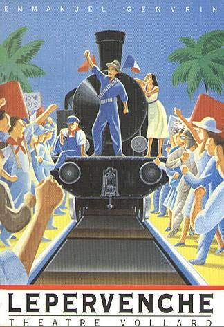 Lepervenche – Chemin de fer