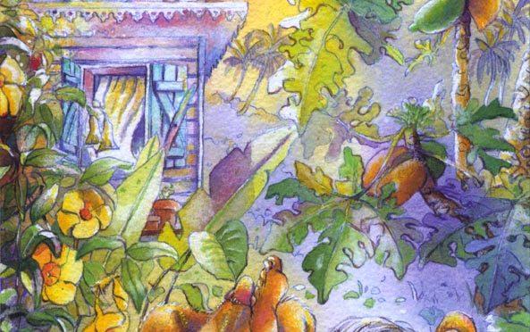 La chasse aux bilimbis – Aventures de deux tangues à La Réunion