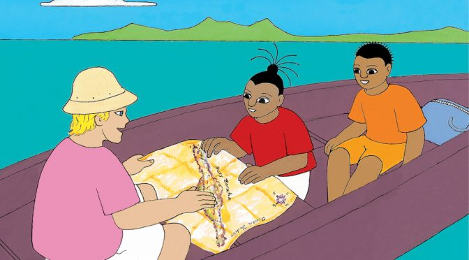 Les aventures de Tikoulou – Tome 8 – Cap sur Nosy Boraha !