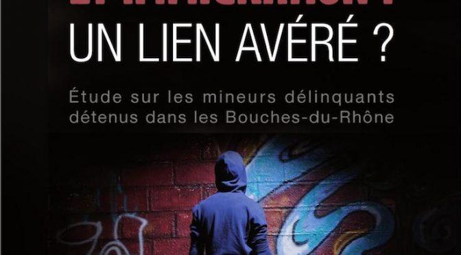 Délinquance et immigration : un lien avéré ?  – Étude sur les mineurs délinquants détenus dans les Bouches-du-Rhône