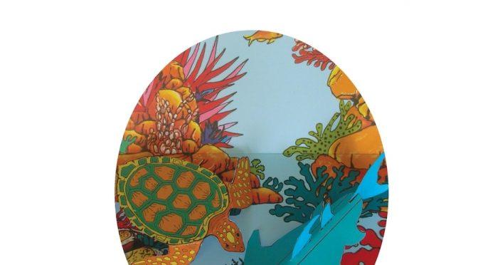 Mon théâtre d'animaux – Animaux de papier à colorier, découper, plier, et leurs décors réunionnais