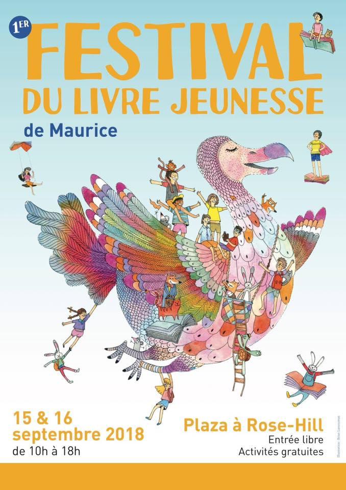 Festival Du Livre Jeunesse De Maurice La Reunion Des Livres