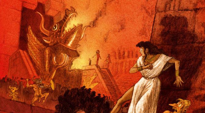 Les voleurs de Carthage – Tome 2 – La nuit de Baal-Moloch