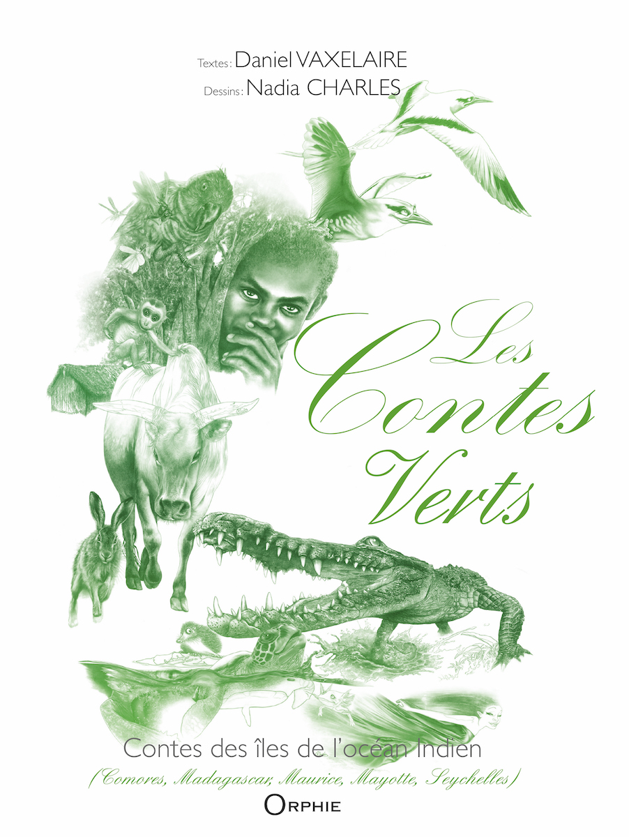 Contes des îles de l'océan Indien – Les Contes Verts