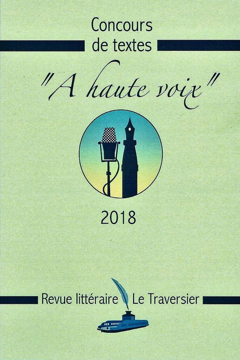 Concours de textes – À haute voix – 2018