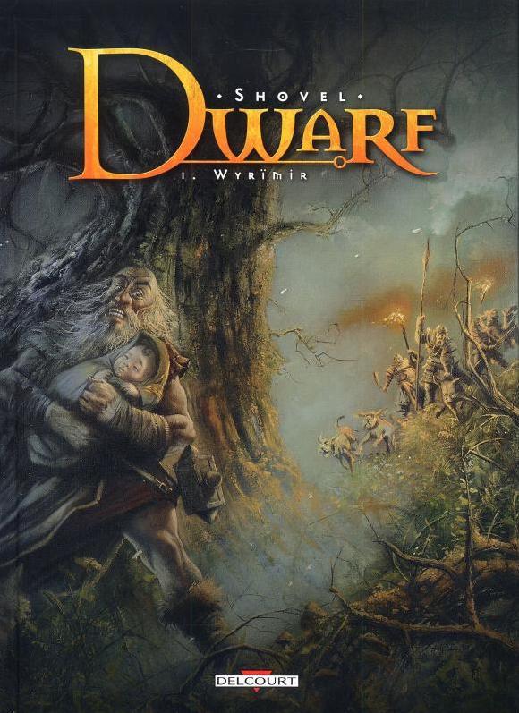 Dwarf – Tome 1 – Wyrïmir