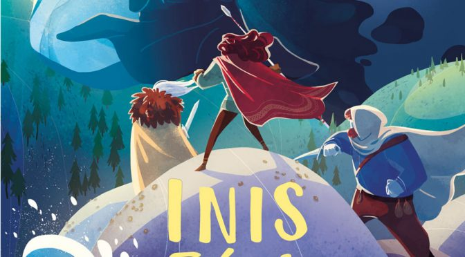 Inis Fail – Le peuple de Dana