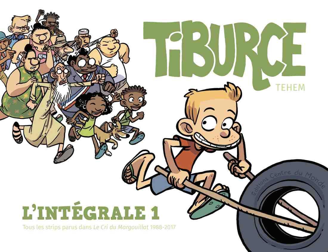 Thiburce – L'intégrale 1