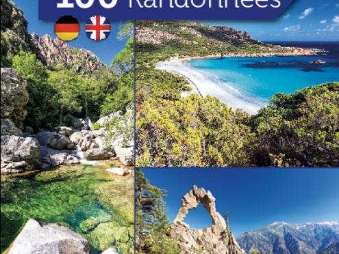 La Corse – 100 randonnées