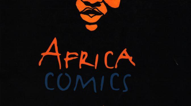 Africa comics 2005-2006 – Anthologia del Premio Africa e Mediterraneo – Anthology of the Africa e Mediterraneo Award