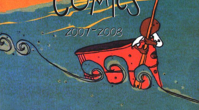 Africa comics 2007-2008 – Anthologia del Premio Africa e Mediterraneo – Anthology of the Africa e Mediterraneo Award
