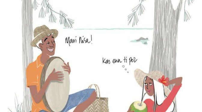 100 expressions en créole mauricien