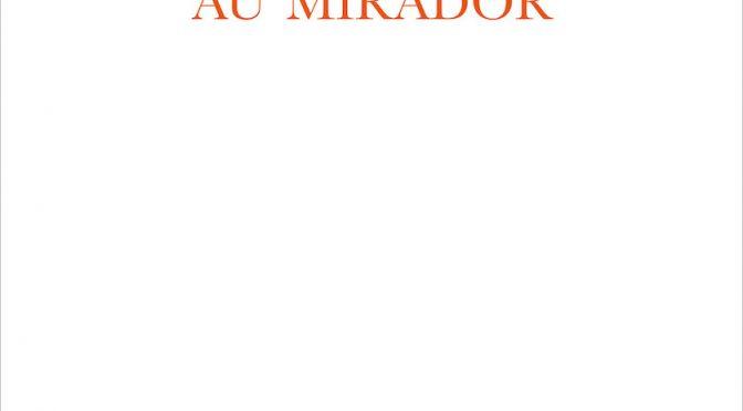 Hölderin au miroir