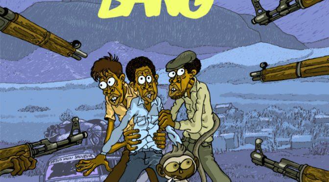 Les aventures de Philou & Mimimaki – Tome 2 – Taxi brousse Gang Bang