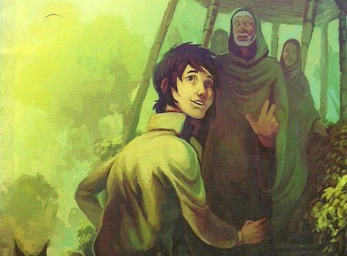 Le prisonnier des rêves – Tome 3 – La vallée des prêtres