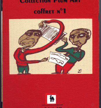 Collection Plum'Art – Coffret n° 1